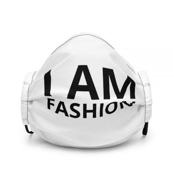 I AM FASHION Face mask