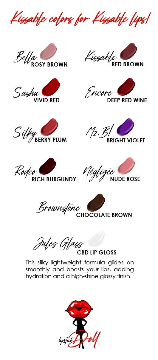 Lipstick Doll