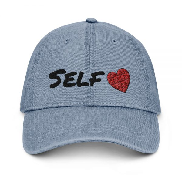 Self LOVE Denim Hat